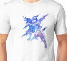 The Azure Knight Unisex T-Shirt