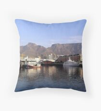 The Mother City Throw Pillow