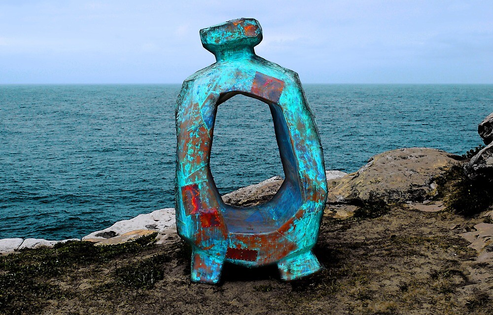 Sculpture by the Sea 2 by Hilton Luckey