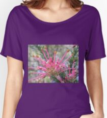 Grevillea - Tickled Pink Women's Relaxed Fit T-Shirt
