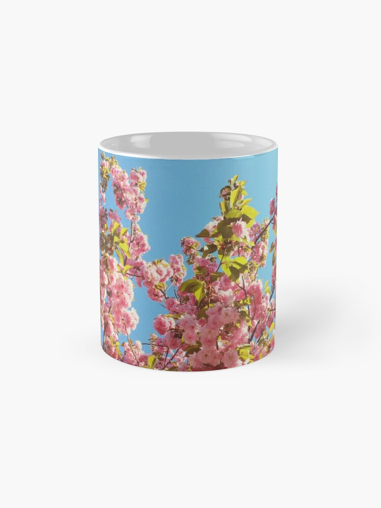 Alternate view of  Floral Gift - Cherry Blossoms Photography Mug