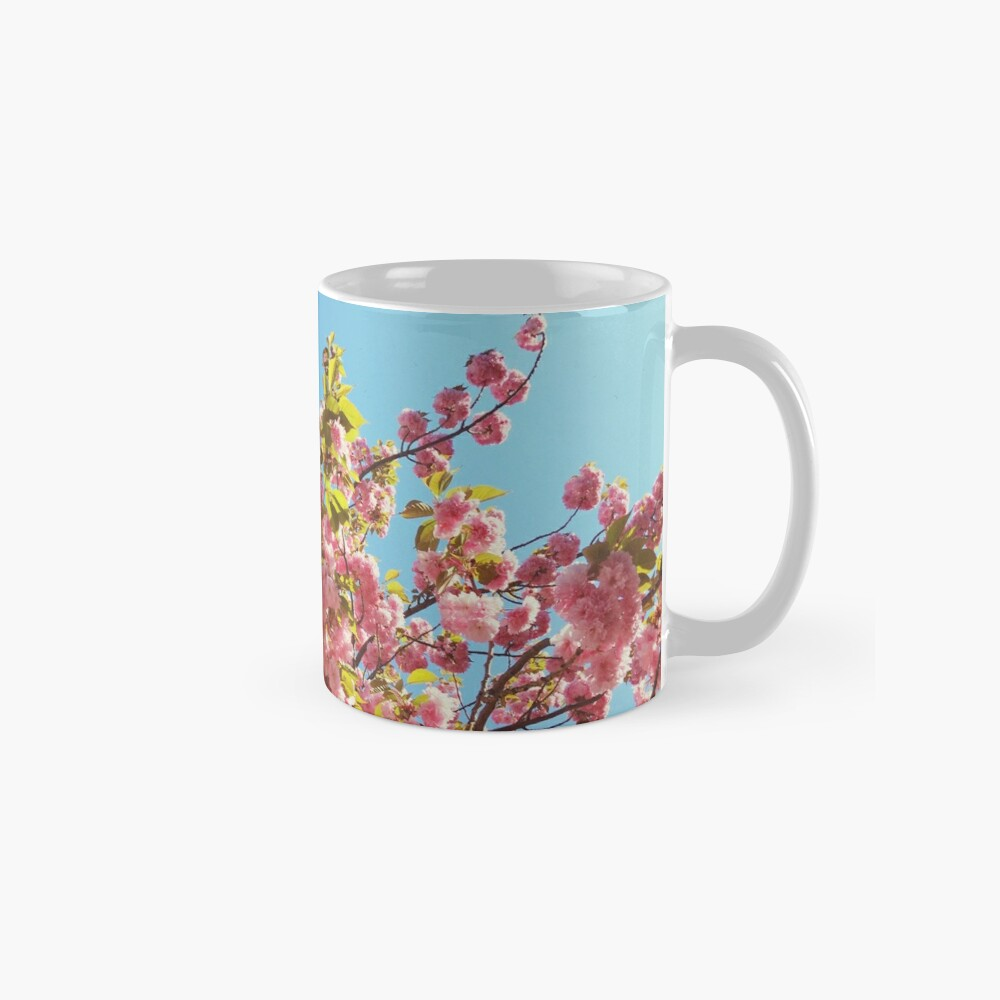 Floral Gift - Cherry Blossoms Photography Mug