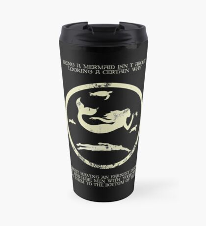 Mermaids  Travel Mug