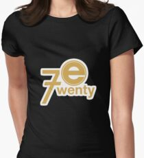Parks and Rec: Entertainment 720 Women's Fitted T-Shirt