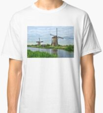 Ahh Yes The Netherlands  Classic T-Shirt