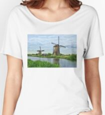 Ahh Yes The Netherlands  Women's Relaxed Fit T-Shirt