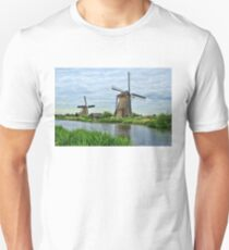 Ahh Yes The Netherlands  Unisex T-Shirt