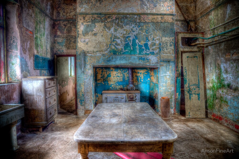 stepmother s kitchen by ansonfineart redbubble