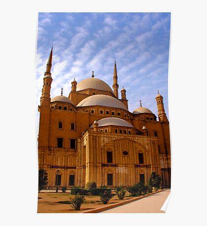 Mosque of Muhammad Ali Pasha Poster