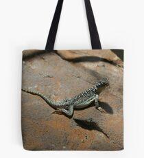 Go Gecko Go Tote Bag
