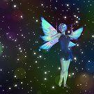 Fantasie-Fee in den Sternen 7 von AnnArtshock