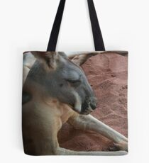 Skippy ignores crys from the well Tote Bag
