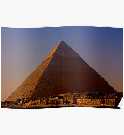 Khatre's Pyramid Poster