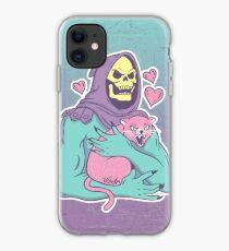Skeletor's Cat iPhone Case