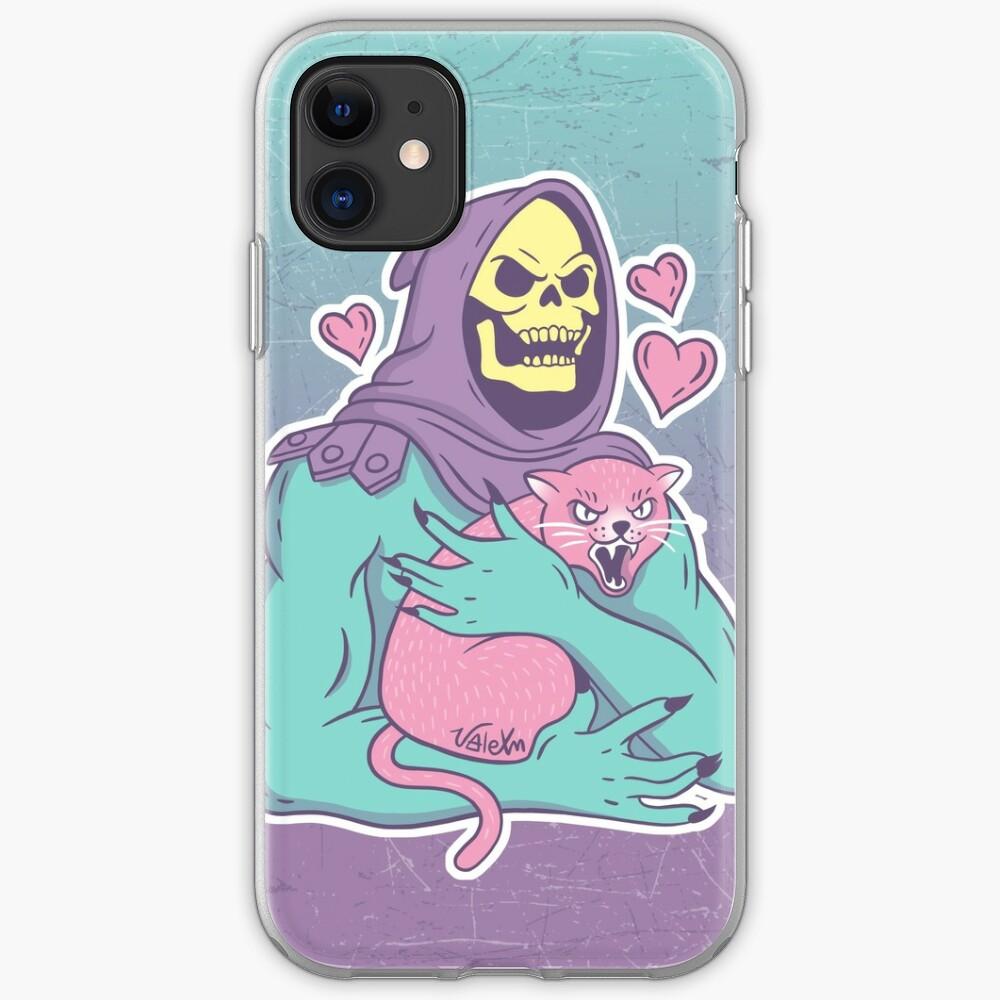 Skeletor's Cat iPhone Case & Cover