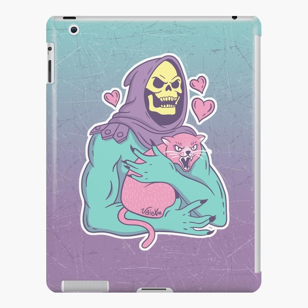 Skeletor's Cat iPad Case & Skin