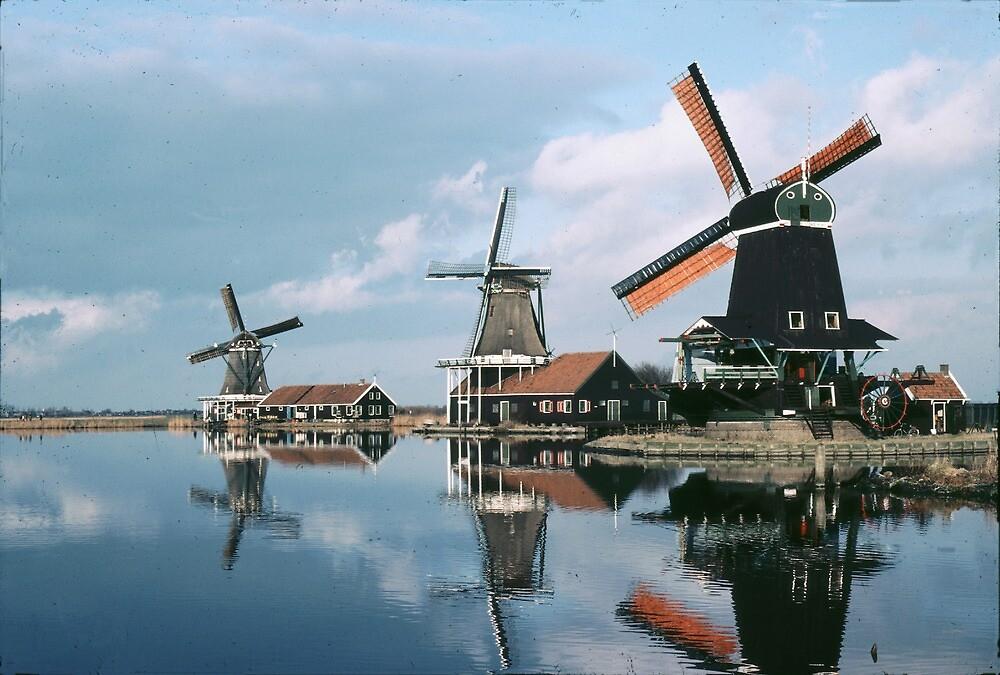 Windmills by Geoff Smith