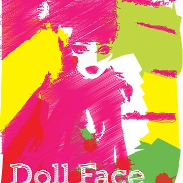 Doll Face 2 by theearlybird