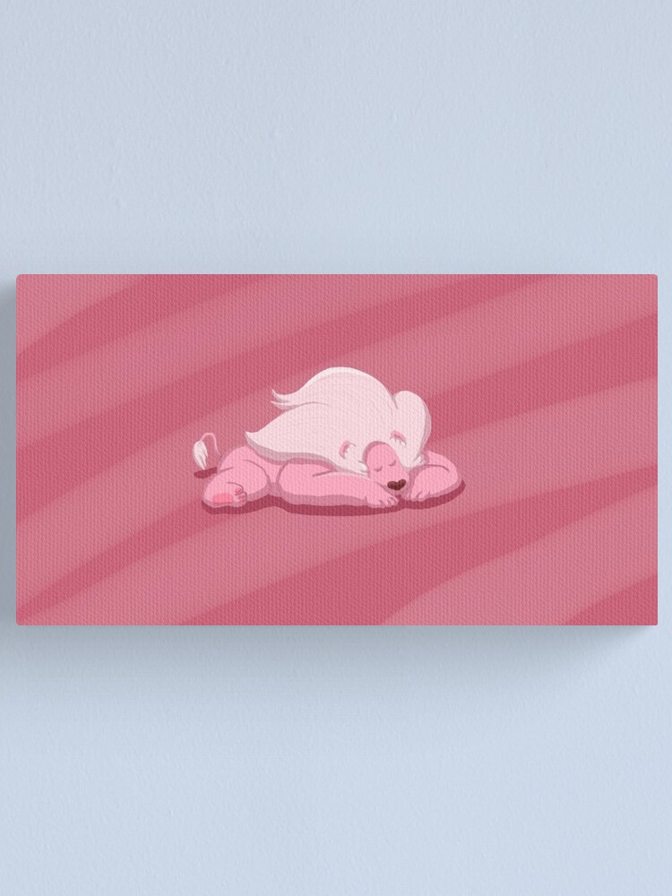 Alternate view of Naptime is Best Time Canvas Print