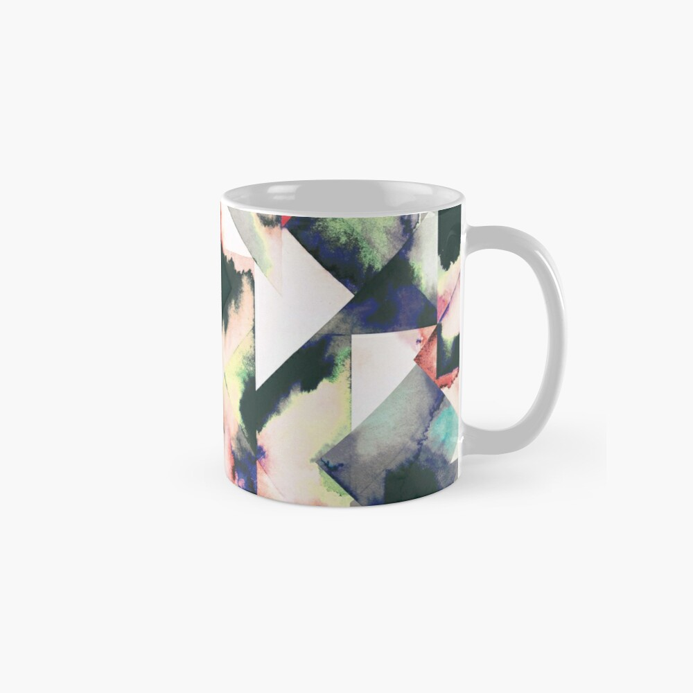 Azulejos Watercolored Taza