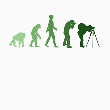 Green Photographer Evolution by tiagogracio