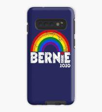 Funda/vinilo para Samsung Galaxy Bernie Rainbow 2020