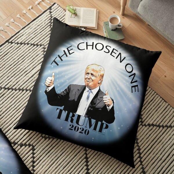 Trump 2020 The Chosen One Floor Pillow