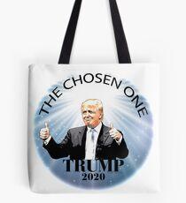 Trump 2020 The Chosen One Tote Bag