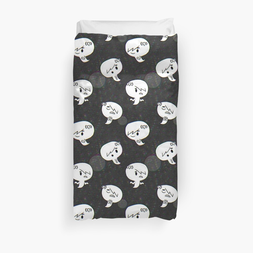 Carrie the Ghost - The Amazing World of Gumball Duvet Cover