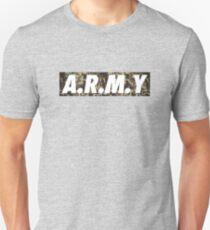 Bangtan Boys (BTS) Fandom 'ARMY' Unisex T-Shirt