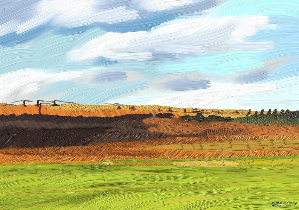 Farm Plain by komaro