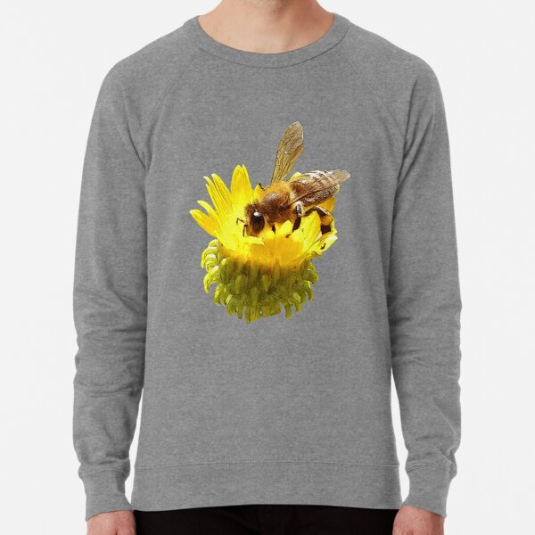 Honey Bee Lightweight Sweatshirt