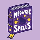 Meowgic Spells Book by evannave