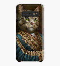 The Hermitage Court Outrunner Cat, alternative proportions Case/Skin for Samsung Galaxy