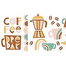 Coffee Break by mandyfordart