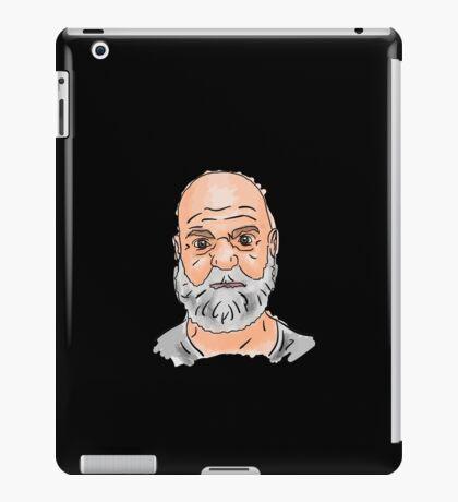 Malcolm Shovelin Illustration iPad Case/Skin