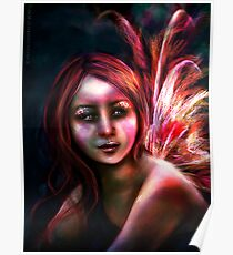 iskamontero - Bubbler portrait Poster