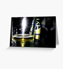 strongbow. Greeting Card