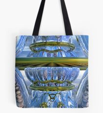 Metaball Sculpture - CR Tote Bag