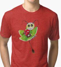 lady bird Tri-blend T-Shirt