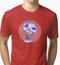 Infinite Vortex Tri-blend T-Shirt