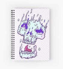 Infinite Vortex Spiral Notebook