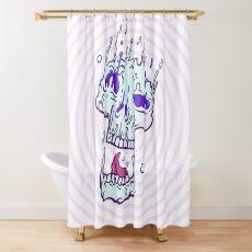 Infinite Vortex Shower Curtain