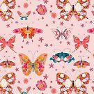 BUTTERFLIES by Debi Hudson