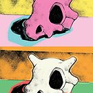 Pop Skulls by Missy Peña