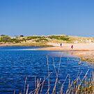Lake Tyers Beach by James Cole