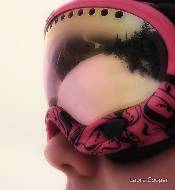 Ski Goggles by Laura Cooper
