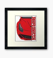 Berlinetta Framed Print
