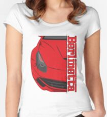 Berlinetta Fitted Scoop T-Shirt