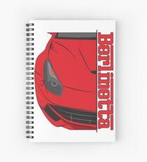 Berlinetta Spiral Notebook